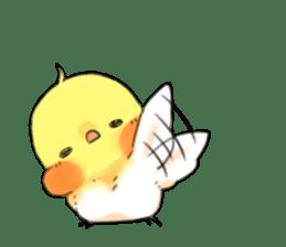 Okame-kun & pink-chan Vol.2 sticker #7915624