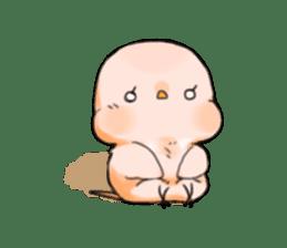 Okame-kun & pink-chan Vol.2 sticker #7915628
