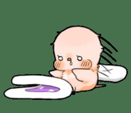 Okame-kun & pink-chan Vol.2 sticker #7915632
