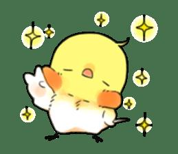 Okame-kun & pink-chan Vol.2 sticker #7915641