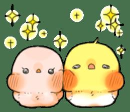 Okame-kun & pink-chan Vol.2 sticker #7915642