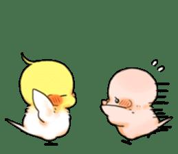 Okame-kun & pink-chan Vol.2 sticker #7915648