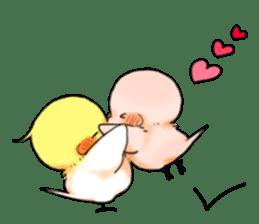 Okame-kun & pink-chan Vol.2 sticker #7915649