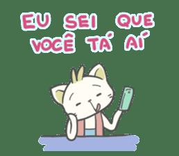 Mia and Piu 2 (Portuguese) sticker #7921540