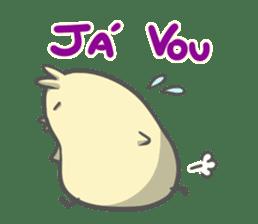 Mia and Piu 2 (Portuguese) sticker #7921554