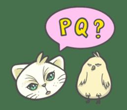 Mia and Piu 2 (Portuguese) sticker #7921567