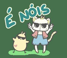 Mia and Piu 2 (Portuguese) sticker #7921568