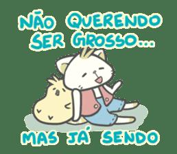 Mia and Piu 2 (Portuguese) sticker #7921570
