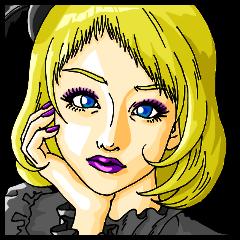 Gothic & Lolita Girl
