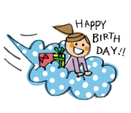 congratulations and thank you stickers sticker #7926340