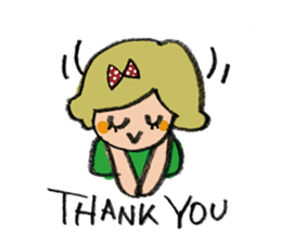 congratulations and thank you stickers sticker #7926377