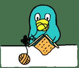 Bird-kun sticker #7933742