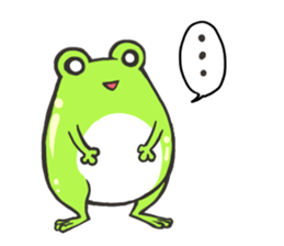 Frog step Stickers sticker #7939924