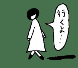 Sachiko. sticker #7940183