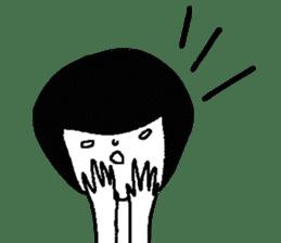 Sachiko. sticker #7940214