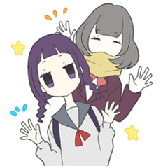 zitome girl and muffler girl
