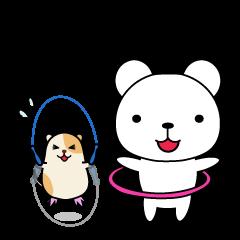 Bear&Hamster2