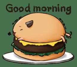 Chubby Mochi Hamster sticker #7947781