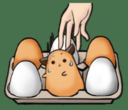 Chubby Mochi Hamster sticker #7947784