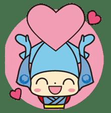 Kirarin Sticker sticker #7965649