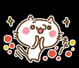 Cat to cheer sticker #7966354