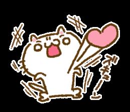 Cat to cheer sticker #7966357