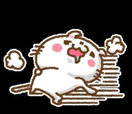 Cat to cheer sticker #7966360