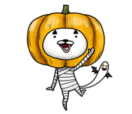 Jack-o'-Nyantan sticker #7971068