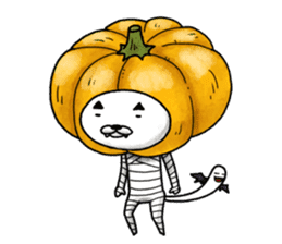 Jack-o'-Nyantan sticker #7971072