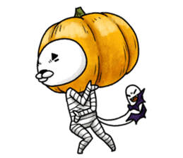 Jack-o'-Nyantan sticker #7971093