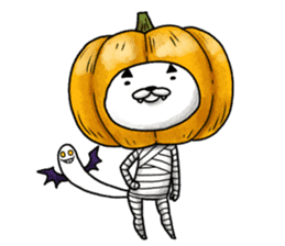 Jack-o'-Nyantan sticker #7971094