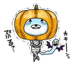 Jack-o'-Nyantan sticker #7971097