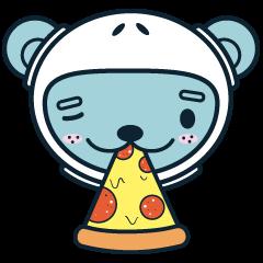 Jokukuma, the Space Bear