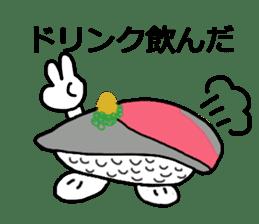 Cute Sushi talks! sticker #7975565