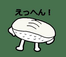 Cute Sushi talks! sticker #7975568