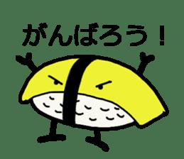 Cute Sushi talks! sticker #7975587