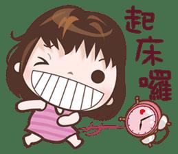 Love Girl sticker #7978820