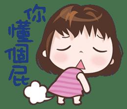 Love Girl sticker #7978838
