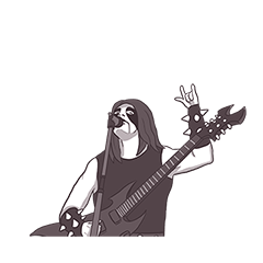 Daily Live of Black Metal