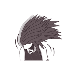 Daily Live of Black Metal sticker #7980188