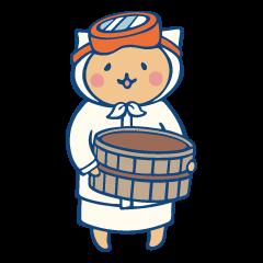 diaper cat Mie Prefecture dialect Ver.