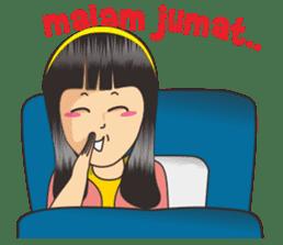 Dhita & Jaja Junior sticker #7989991