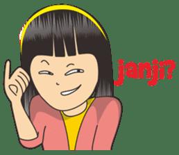 Dhita & Jaja Junior sticker #7989994