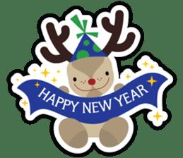 Uki & Mino sticker #7993810