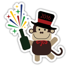 Uki & Mino sticker #7993828
