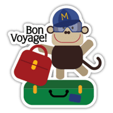 Uki & Mino sticker #7993830