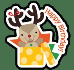 Uki & Mino sticker #7993833