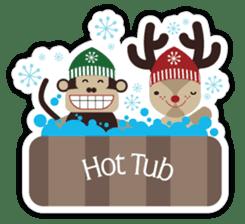Uki & Mino sticker #7993840