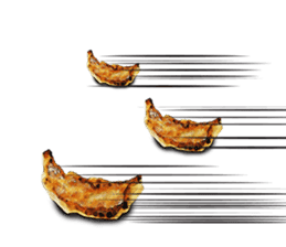 This is the dumplings ! sticker #7994277