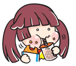SHIRYOUKO's daily life English ver. sticker #8001218